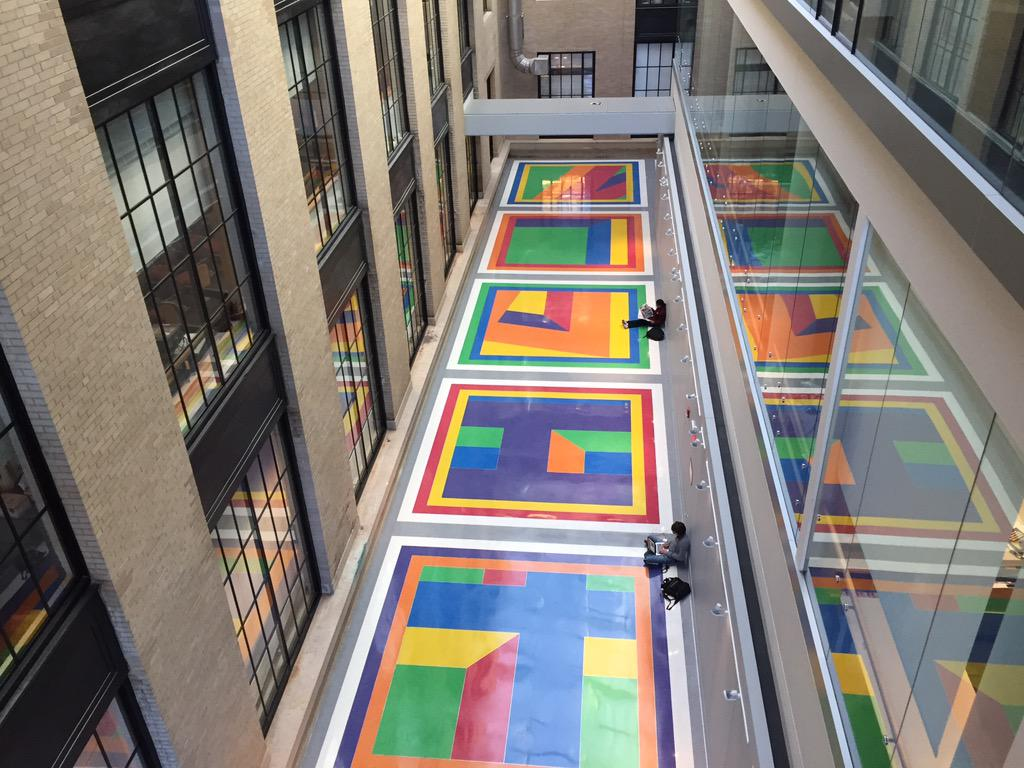 #MIT using public art to solve problems. Inspiring!  @MITListCenter http://t.co/LBKE8yLsP1