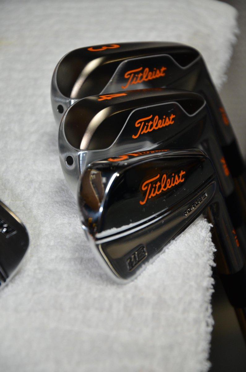 Custom Paint Fill Golf Clubs