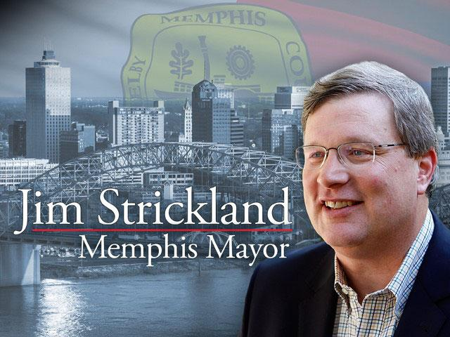 """Jim Strickland will become the next mayor of Memphis. """"It's our moral obligation to change this city together."""" http://t.co/M0e3VsMVKM"""