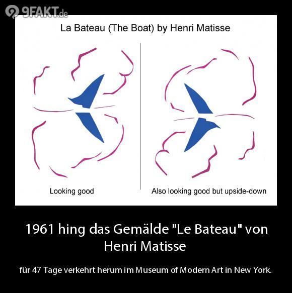 Henri Matisse S Painting Le Bateau