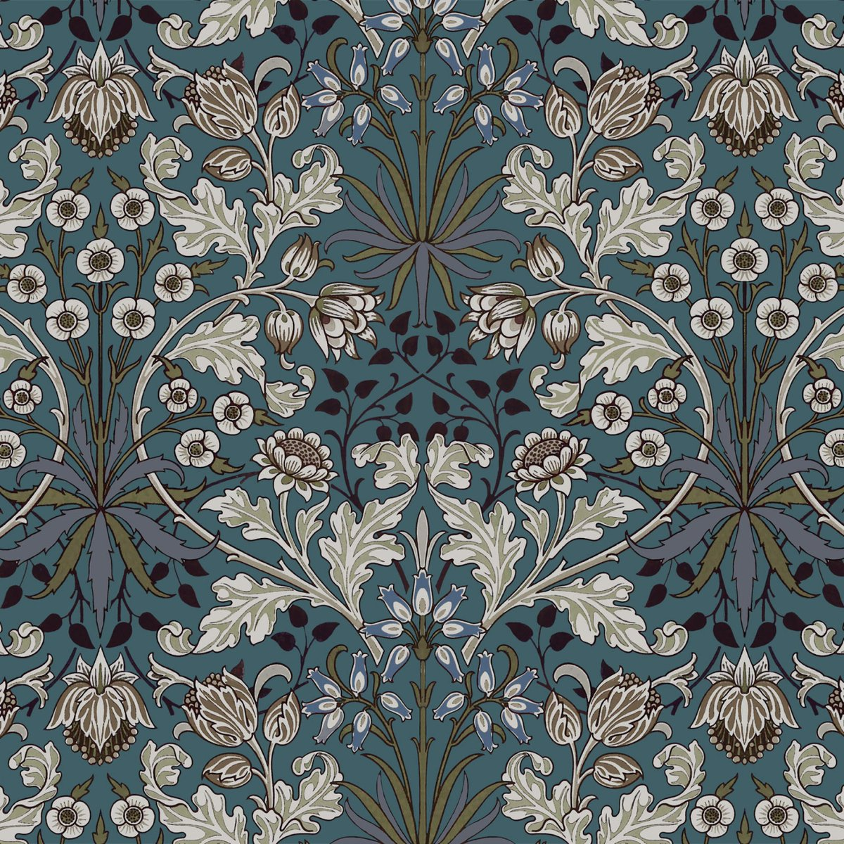 Milly Burroughs On Twitter And This Hyacinth Wallpaper Ma