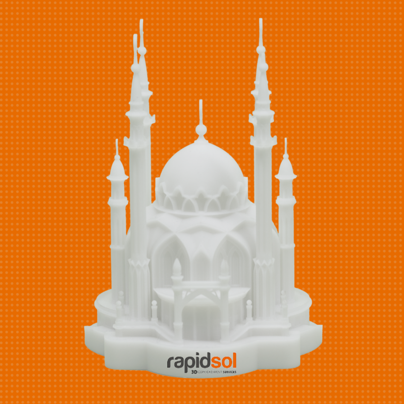 Can you see the high level of detail of this indian temple? Do you want too? #3Dprint #3Dprinting #3Dpart http://t.co/qQh144gkKm