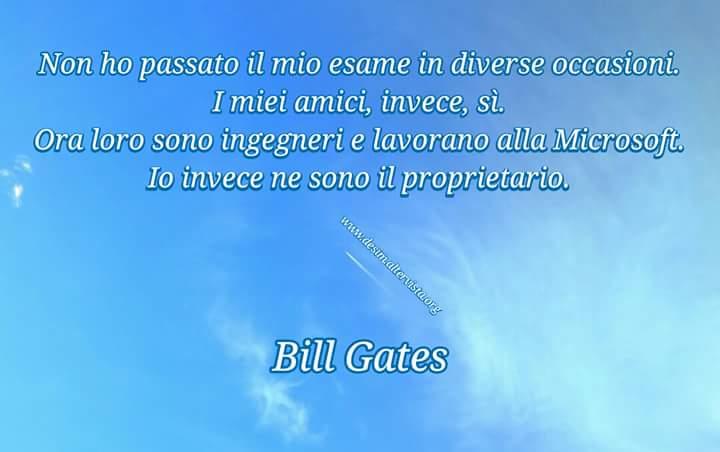 Desim Blog Aforismi Op Twitter Bill Gates Frasi Citazioni
