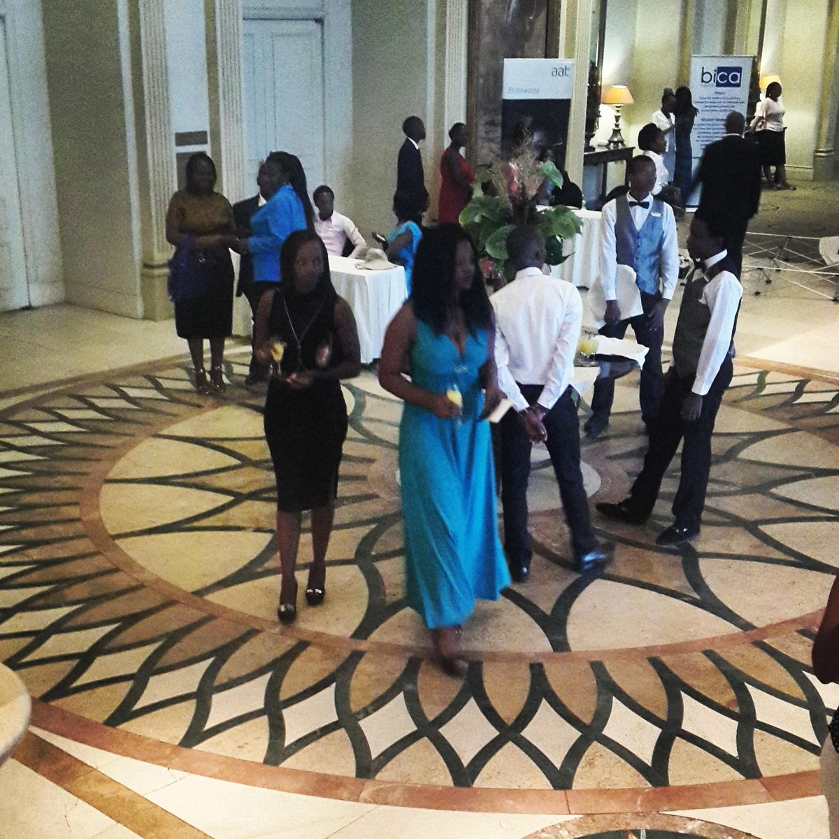 People are starting to take their seats for the #AATBotswana Achievement Awards. Please tell us if you are here http://t.co/iLsakwwqT8