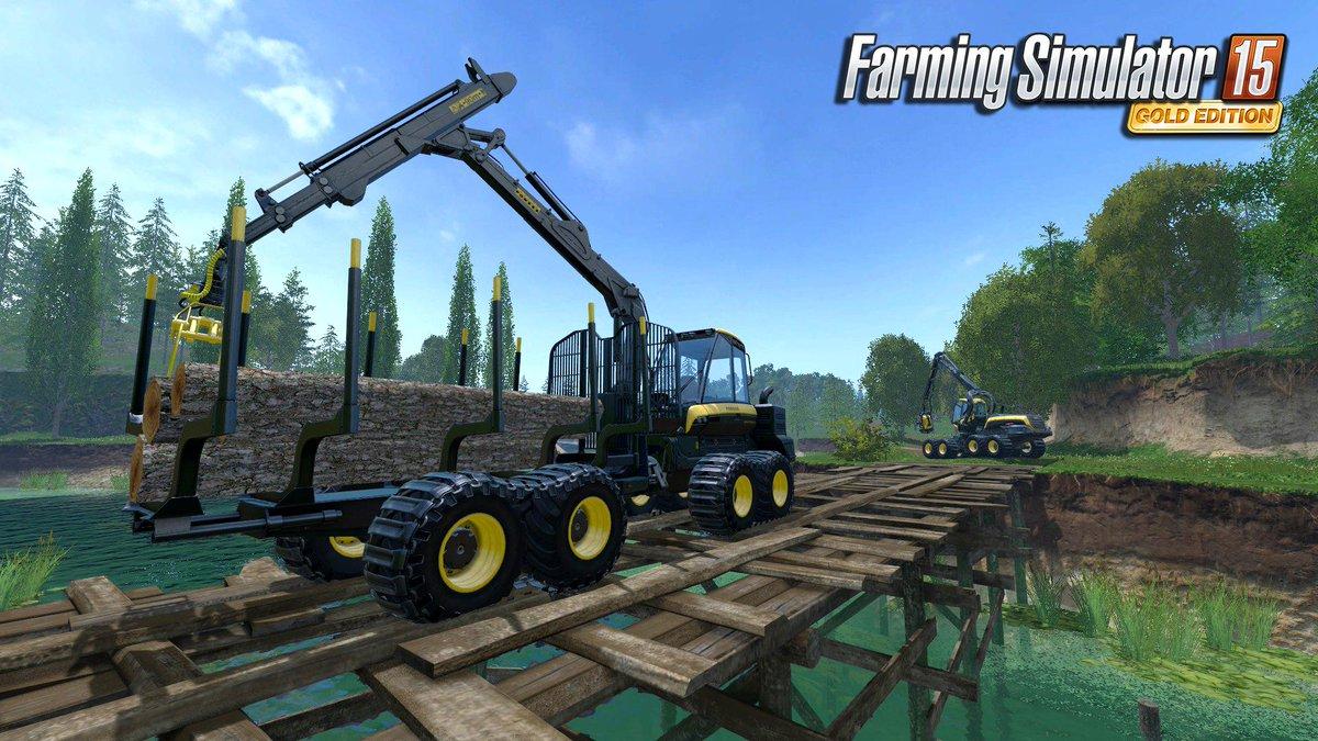 Farming Simulator on Twitter: