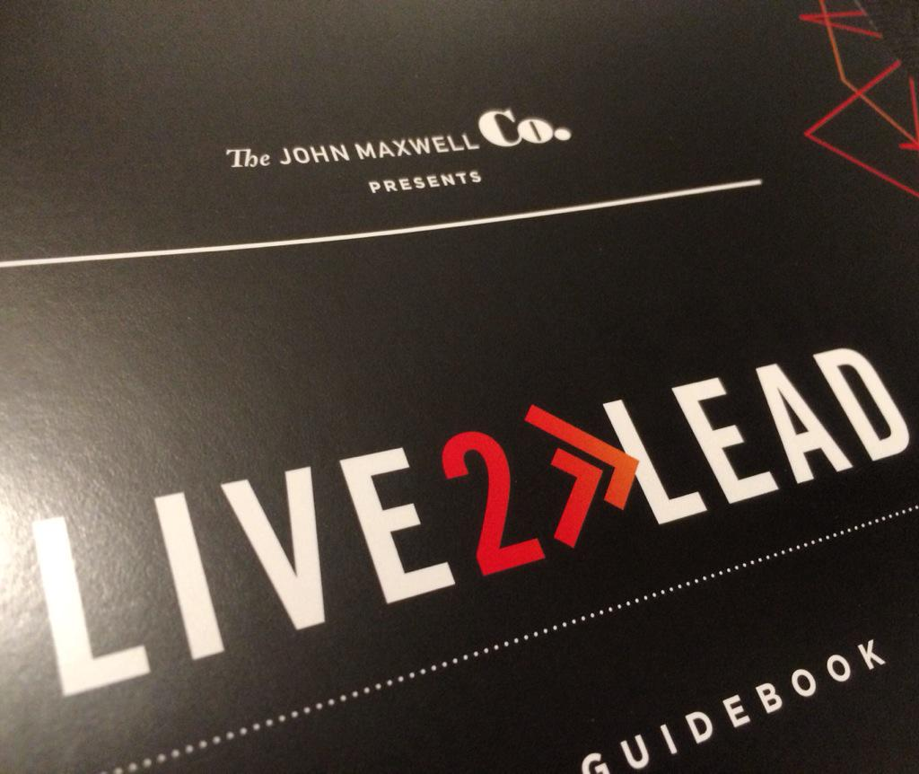 Taking our lives to greater heights with thousands of other  people around the world. #Live2Lead @JohnCMaxwell http://t.co/QO15HG9A3w