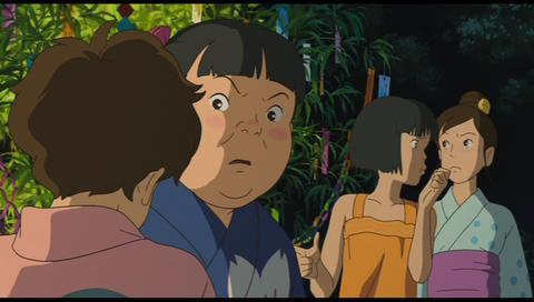 札幌とかいう大都会から来た女子に  「太っちょ豚」  なんて暴言吐かれて、怒らず相手の悪い所を指摘して場を収める信子ちゃん一歳年上とはいえ大人すぎるんだよなあ・・・ #思い出のマーニー http://t.co/yAGbCuxyqL