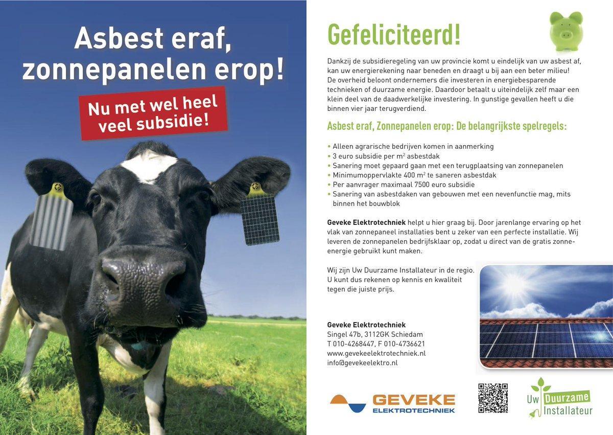 Geveke Elektro (@MennoGeveke) | Twitter