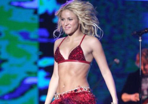 Amusing Shakira hot bikini