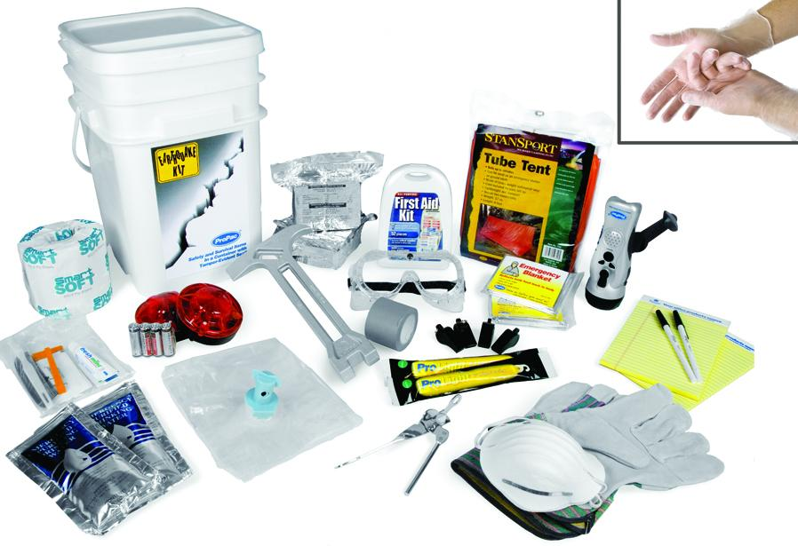 propac disaster supplies