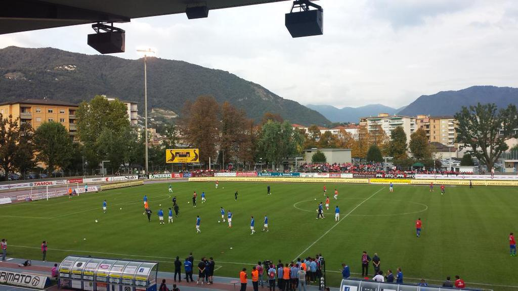 Chiasso-INTER Streaming Web Gratis, come vederla
