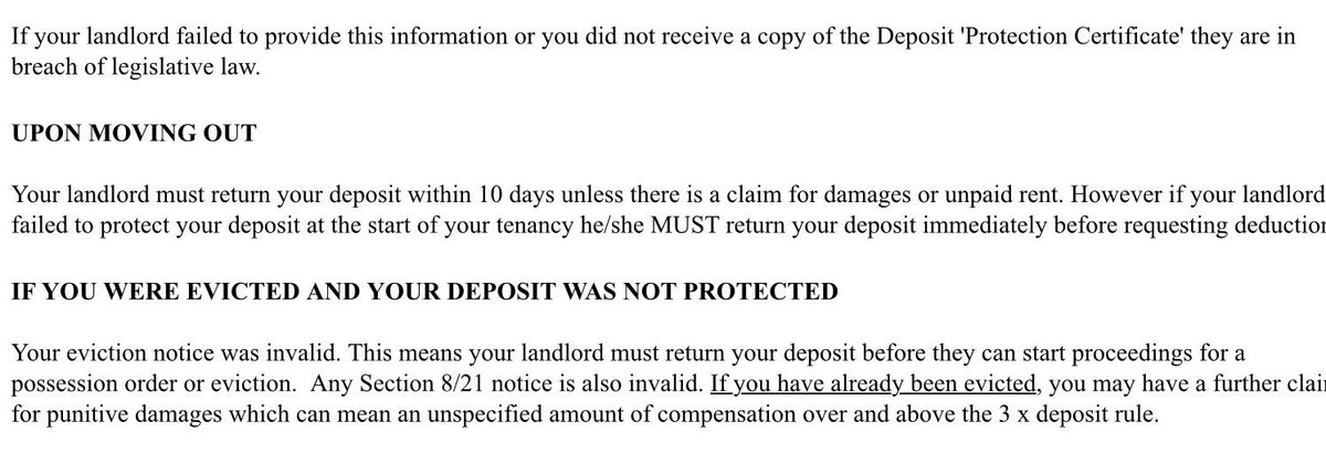 Nearly Legal On Twitter Tenancy Deposit Claims Farmers Are So