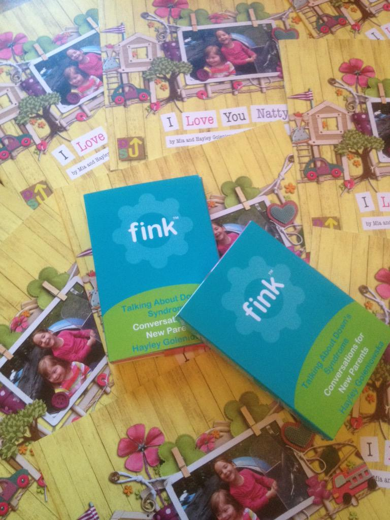 Fantastic new resources from @finkcards & @DownsSideUp - thanks Mia & Hayley  #iloveyounatty #downssyndrome http://t.co/6ZwDKUWsLF