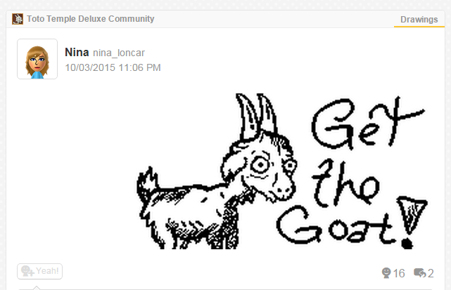 juicy beast on twitter players drawing funny goats in the toto