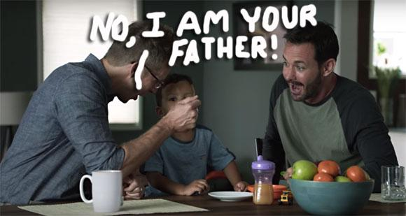So sad that people are offended by @CampbellSoupCo putting a gay couple in their commercial! http://t.co/rs2zgldr2R http://t.co/HHH2zBHBgS