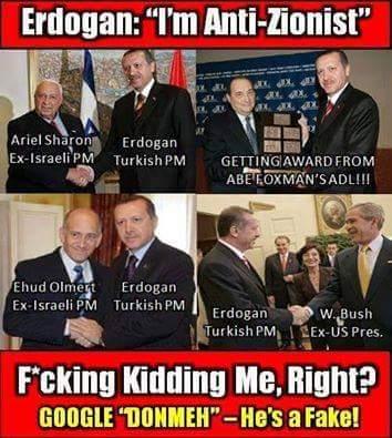 Hasil gambar untuk erdogan ariel sharon