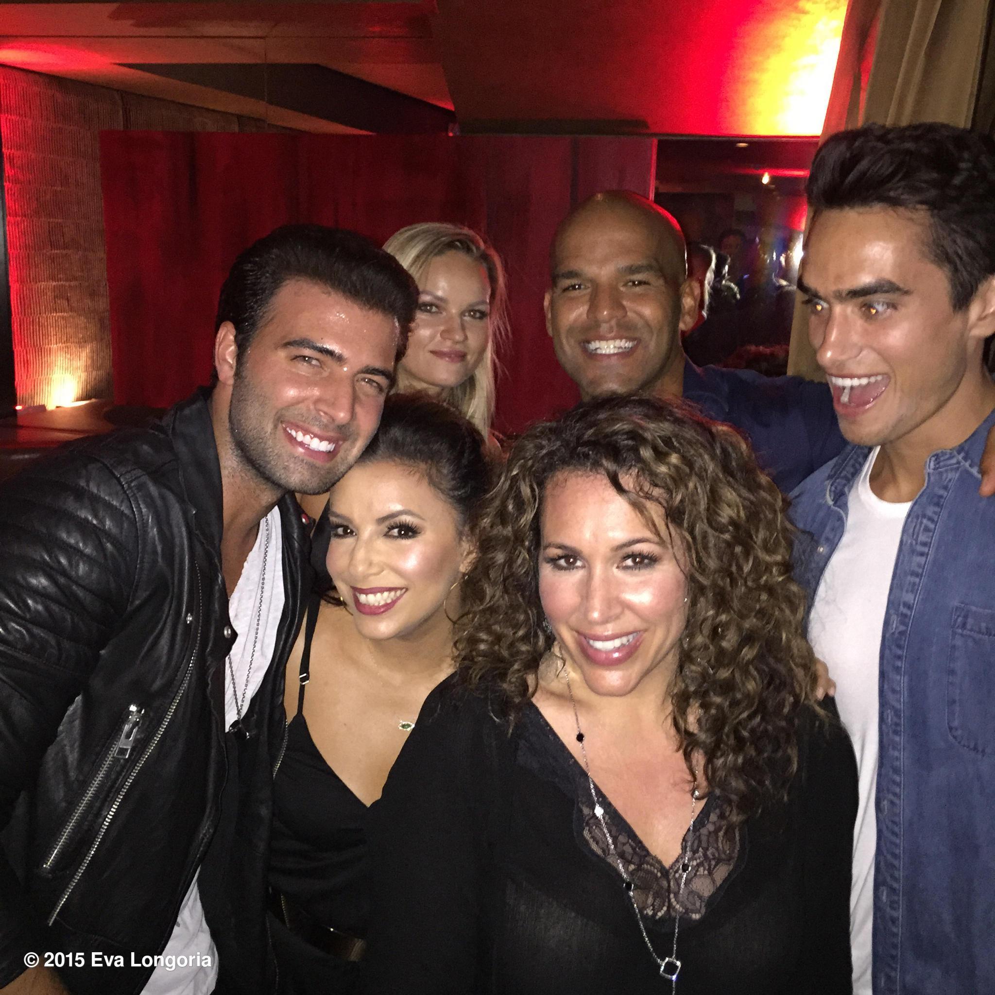 So much fun last night @BesoHollywood for #FiestaNights @jencarlosmusic @josebrooks @DianaMariaRiva @amaurynolasco http://t.co/YolE1PFPYv