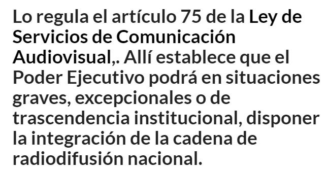 Capusotto, el Bufón de Cristina Kirchner