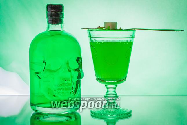 Рецепт зеленая фея