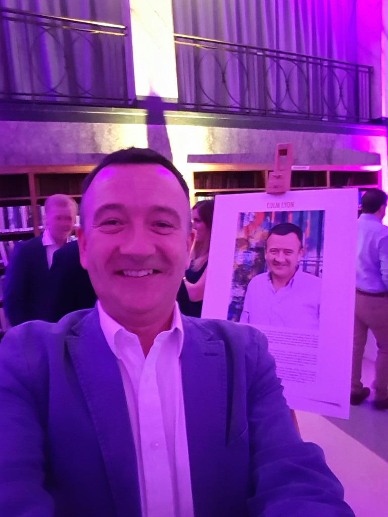 The Overall Net Visionary at the 2015 Dot ie Net Visionary Awards is Colm Lyon @colmlyon #DotieNetVis #halloffame http://t.co/En0c6xu0yP