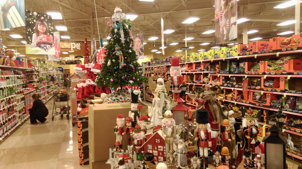 Kroger Christmas Hours.Mircea Lazar On Twitter Seen At Kroger Christmas Stuff On