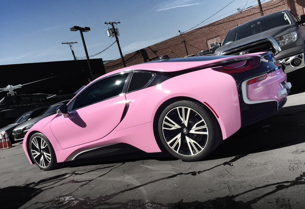 "Jeffree Star Pink Bmw >> R Buhlér on Twitter: ""I want that car😍 https://t.co/lsoCpdGPKX"""