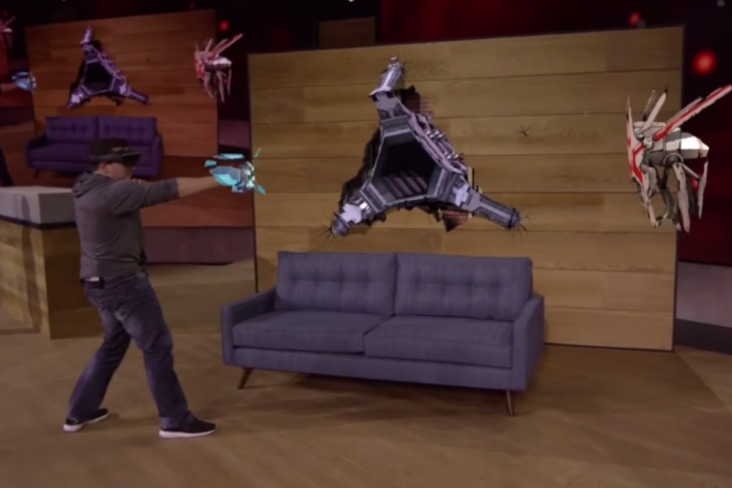 Are holographic weapons the next new trend in wearable technology for gaming? http://t.co/8kXLSmGPXT http://t.co/s0WBXkCMz0