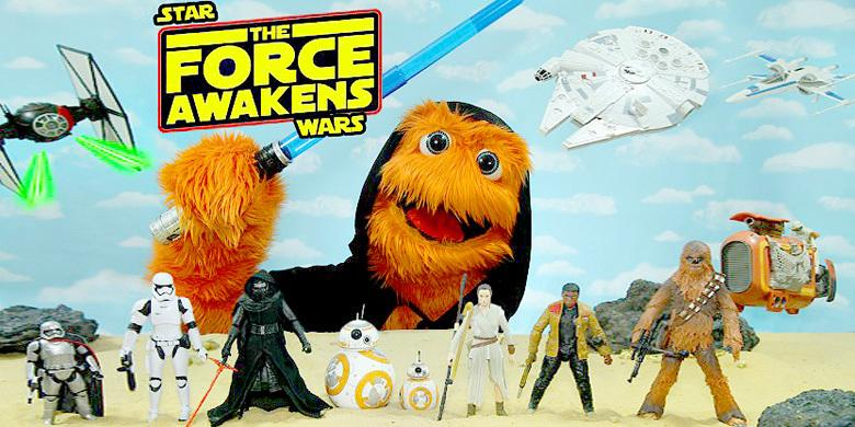 'Star Wars: The Force Awakens' Action Figures Do Battle In This Amazing Stop Motion Animat… http://t.co/oRd30wmbtn http://t.co/sIJynRb0Og