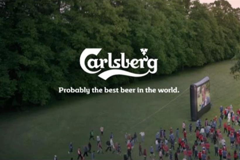 .@Tesco is to axe all @CarlsbergUK; four-pack of lager set to remain in just 200 stores http://t.co/kQprOQ9RGU http://t.co/o64gJA0EgG