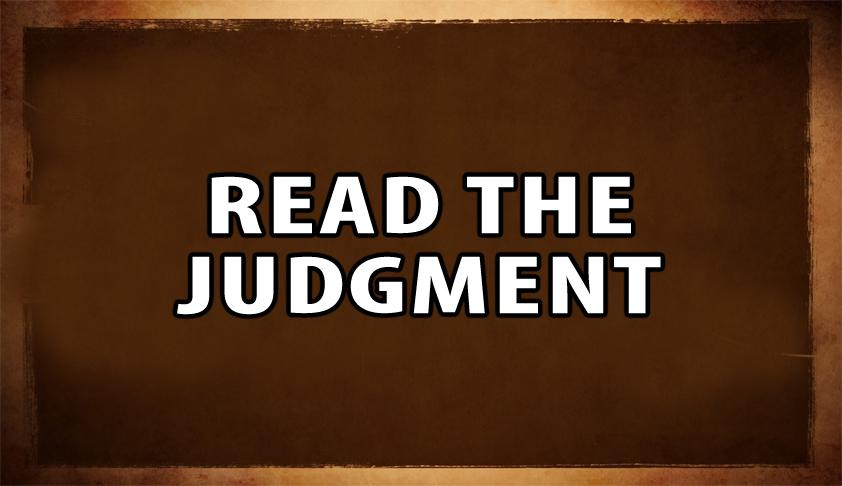 Thumbnail for High Court Judgments reported by Live Law-ABCD