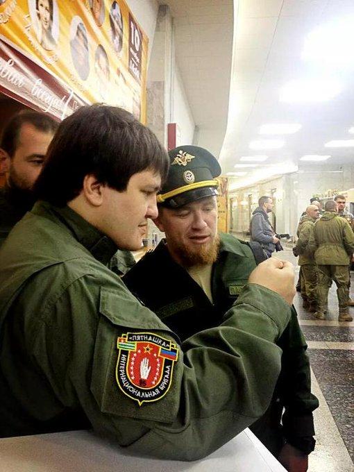 Штаб АТО опроверг заявления боевиков об обстреле Донецка - Цензор.НЕТ 7432