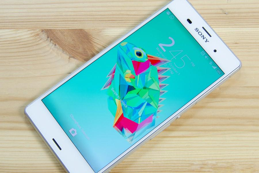 Recover deleted files xperia z2