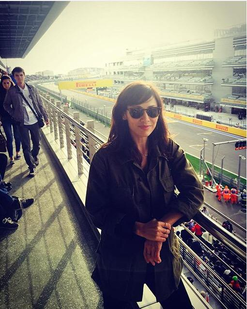 Watched the qualifying at @F1 Grand Prix in Sochi!! #F1 #Sochi #GrandPrix http://t.co/DL43QtxTSQ
