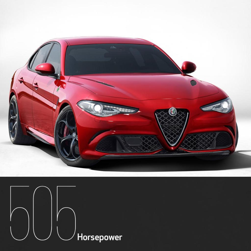 "Alfa Romeo USA On Twitter: ""Feel The Power Of 505 Horses"