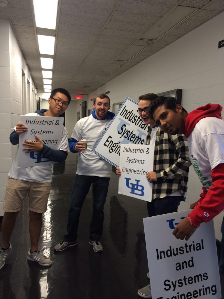 Find our tour guides immediately following the Eng presentation! #visitub #ubuffalo #openhouse http://t.co/AcUhS05Uzc