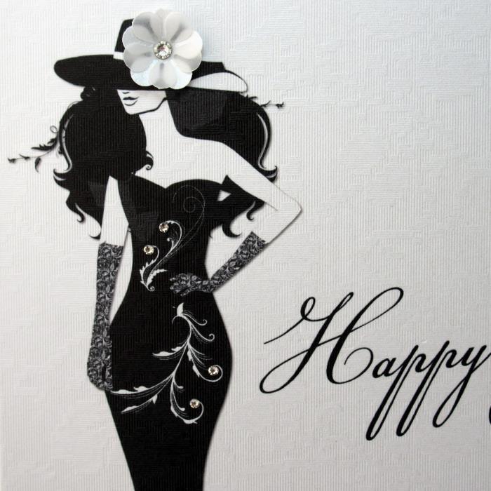 stylish birthday cards
