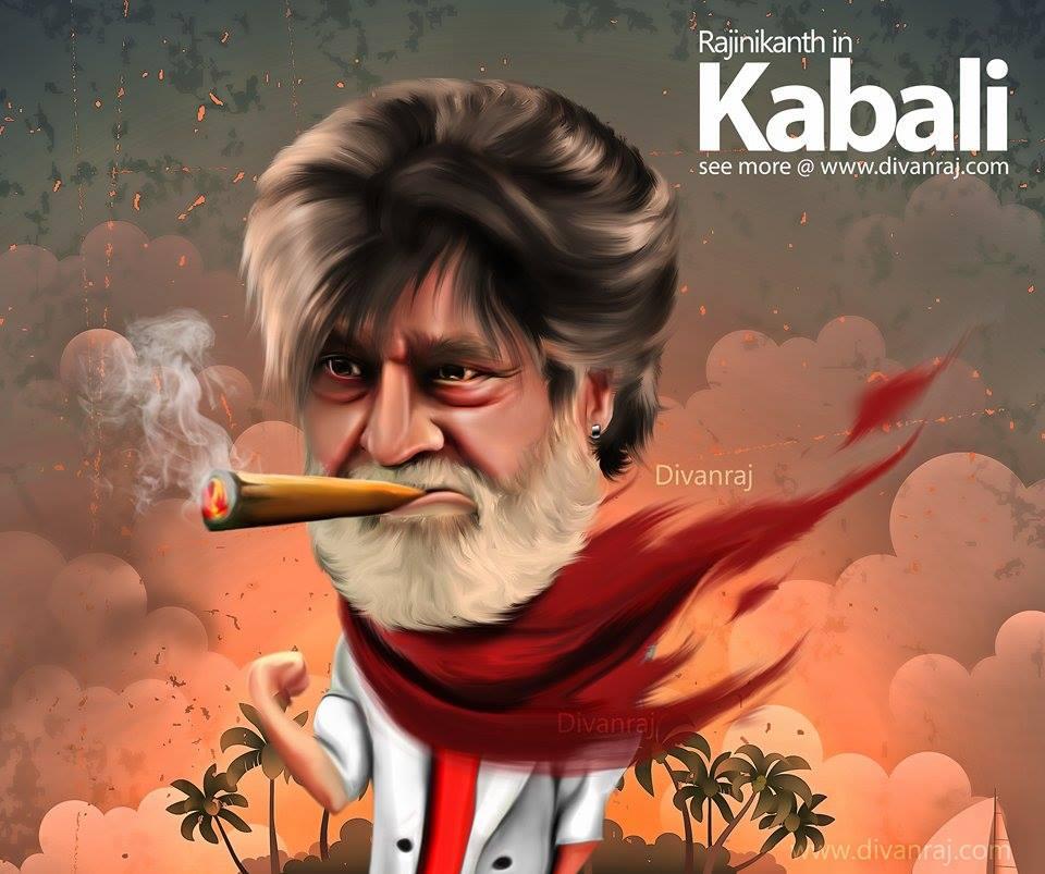'Kabali' Rajinikanth has no punches