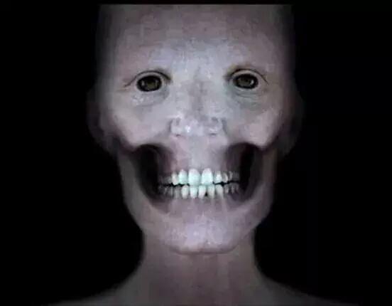 هكذا سيبدو الانسان بدون عضلات