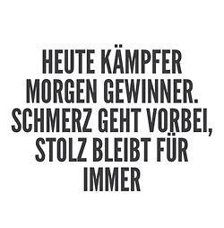 kämpfer sprüche Zitate & Sprüche on Twitter: