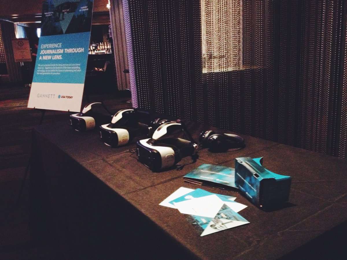 Thrilled to be a sponsor of @AdClubNY #StarsofMadAve Luncheon at #AWXI -- & to be kicking it off w/ our #VR content!