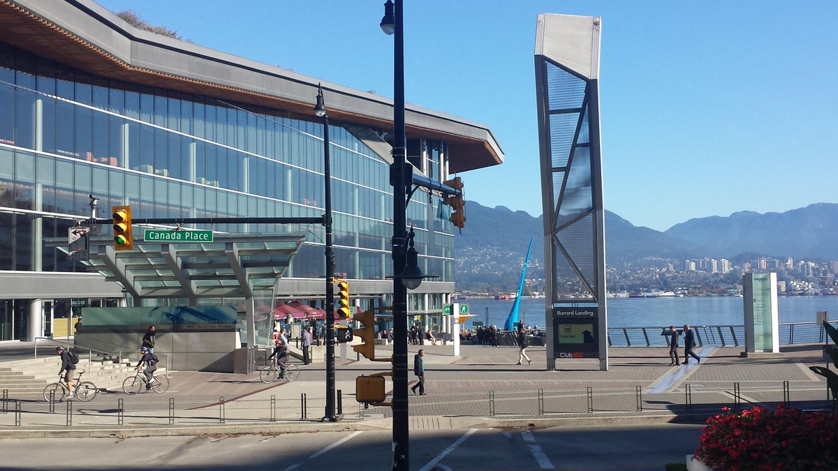 Just arrived in beautiful #Vancity! Excited to host #VanFUNDING2015 tomorrow, our 2nd event in #YVR http://t.co/eXC3TBff8H