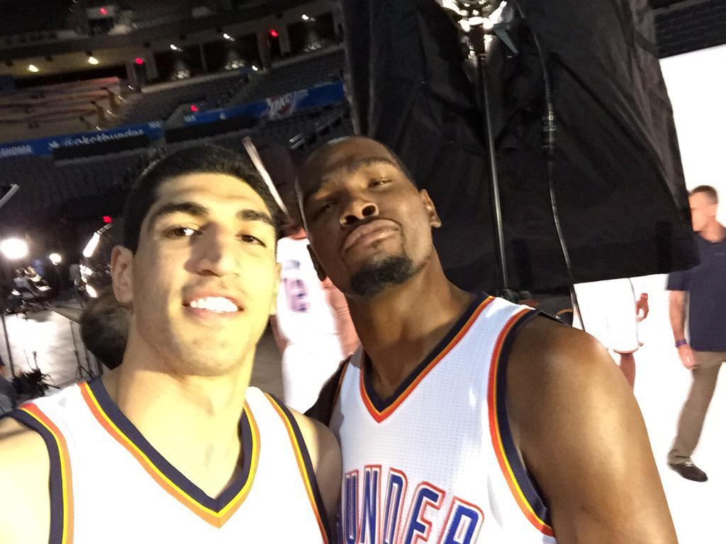enes kanter on twitter   u0026quot with the best  kdtrey5
