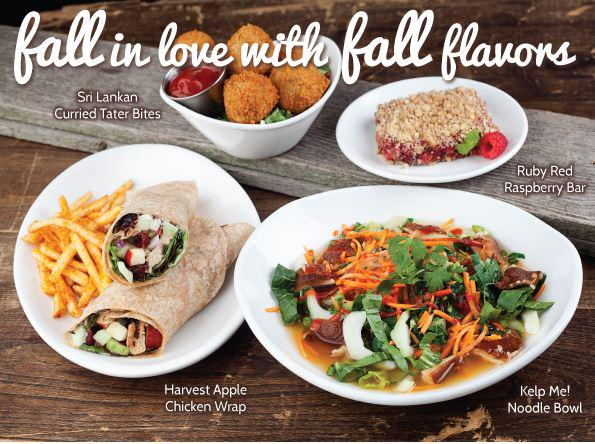Native Foods Cafe On Twitter Fall In Love With New Fall Flavors