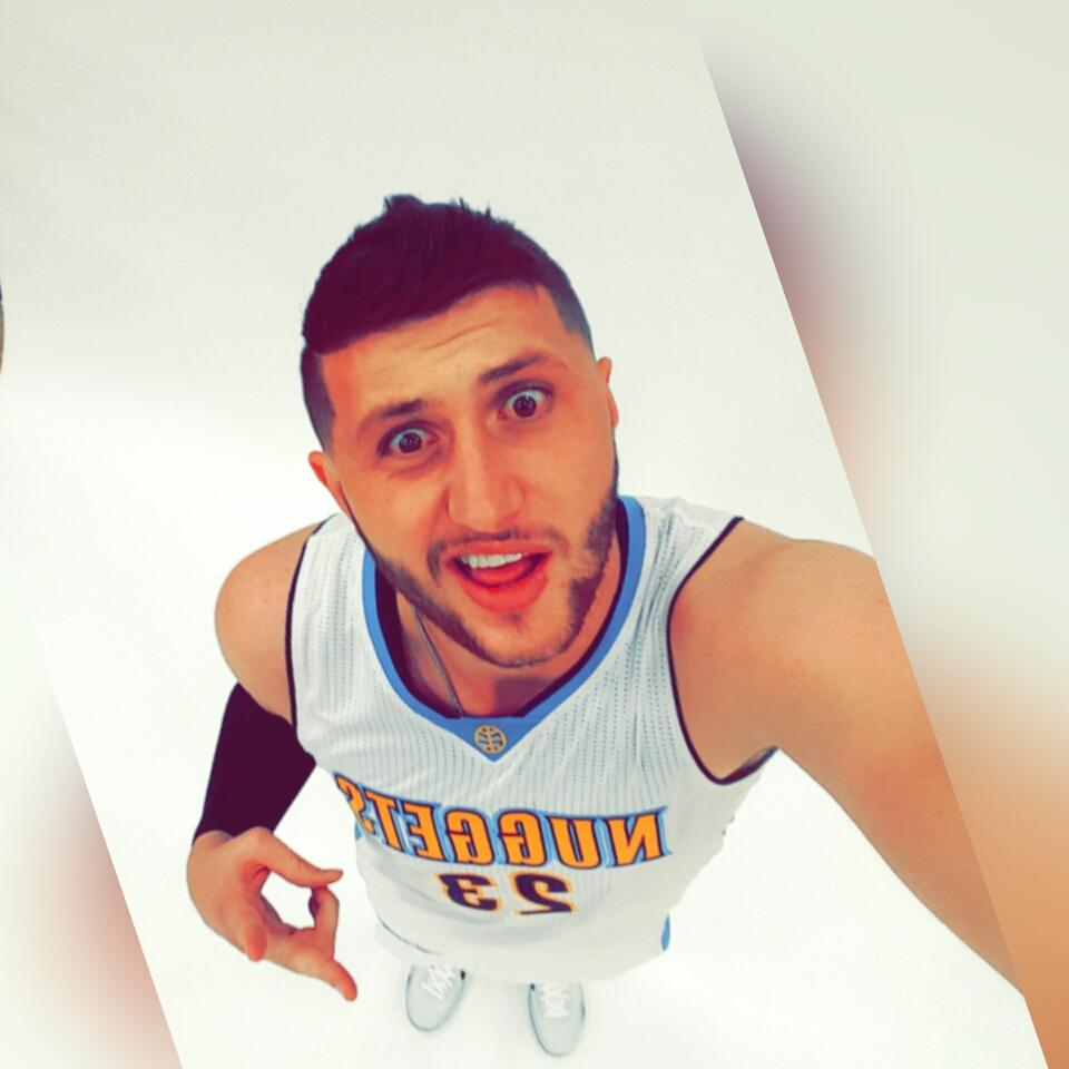 Denver Shooting Competition: Denver Nuggets 2015-16 Media Day Megathread : Denvernuggets