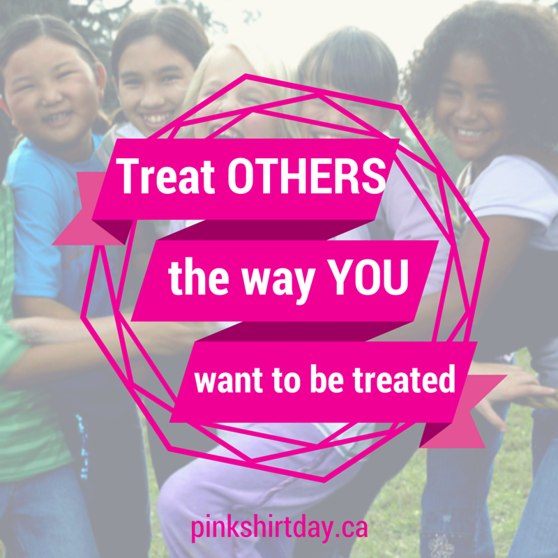 Pink Shirt Day Quotes | Is Shirt