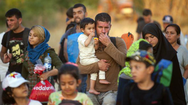 'Dilma dá exemplo à Europa ao abrir portas a refugiados', diz Acnur http://t.co/6azOhnpwmw