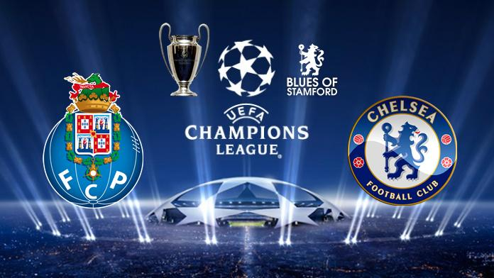 Come vedere Porto-Chelsea Streaming Champions League