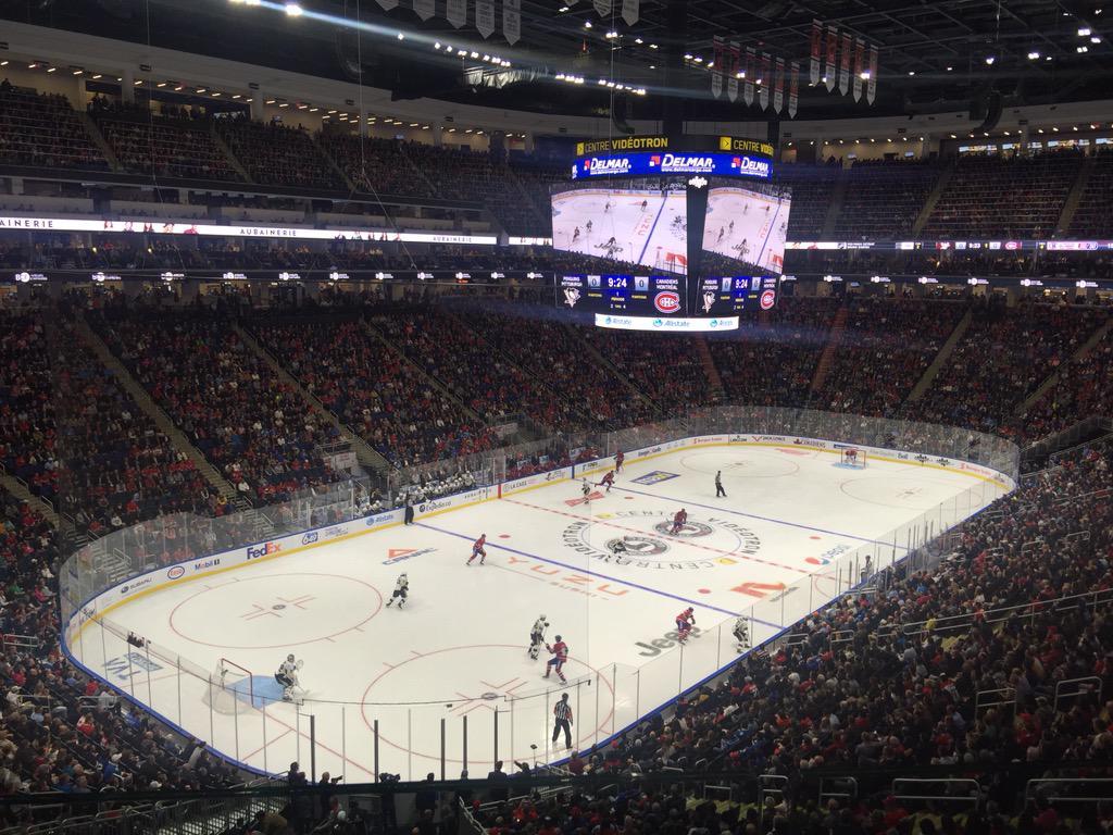 Most intimidating college hockey arenas in minecraft