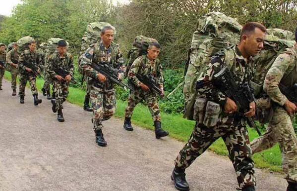 चीन जोड्ने सडकको जिम्मा सेनालाई