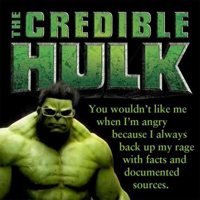 The Credible Hulk: always cites his sources :) #slanza2015 @kayoddone http://t.co/XeOYCKTPeT